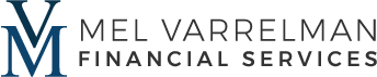 Mel Varrelman  Financial Services Logo